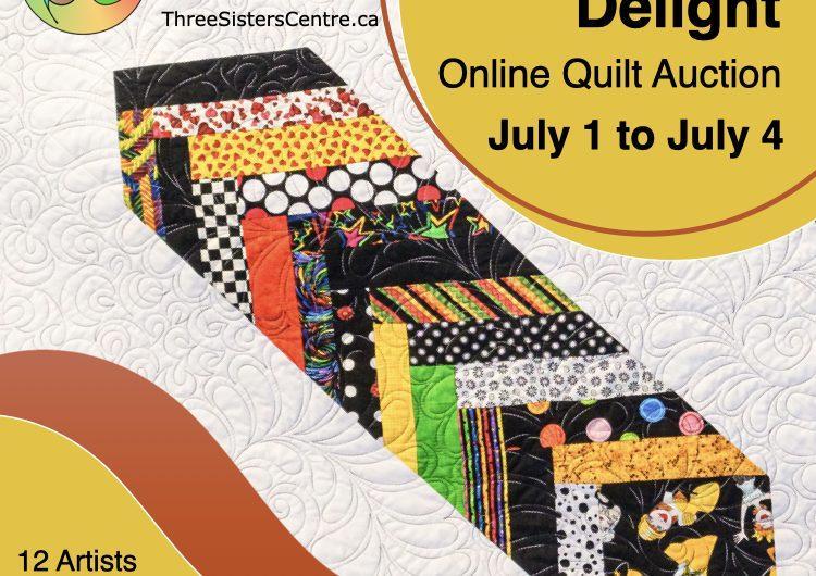 Quilter's Delight Online Quilt Auction