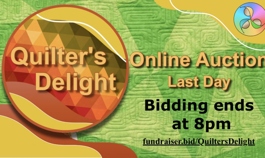 Quilter's Delight Auction